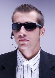 Free Businessman Stock Photography - 1998222