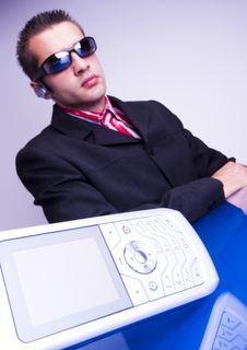 Free Business Man Stock Photo - 1998320