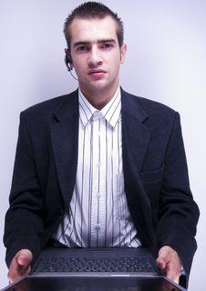 Free Businessman Royalty Free Stock Image - 1998326