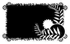 Free Grunge Fern Background Royalty Free Stock Photos - 1998768