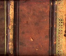 Free Leather Book Spine Stock Images - 1998794