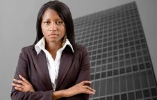 Free Corporate Woman Stock Photography - 1999672