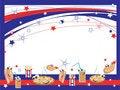 Free National Hot Dog Day Royalty Free Stock Photo - 19904325
