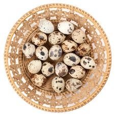 Free Quail Eggs Stock Images - 19900544