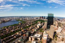 Free Boston In Massachusetts Royalty Free Stock Photo - 19900855
