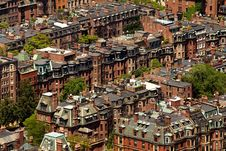 Free Boston In Massachusetts Stock Photography - 19900872