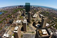 Boston In Massachusetts Stock Photography