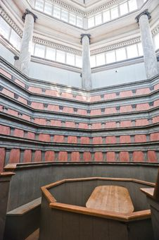 Free Anatomical Theatre Royalty Free Stock Image - 19901026