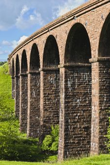 Free Detail Of Lowgill Viaduct Royalty Free Stock Images - 19902379