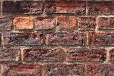 Free Brick Wall Stock Image - 19903431