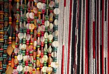 Free Beads Royalty Free Stock Image - 19905296