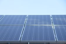 Free Photovoltaic Panel Stock Photos - 19905533