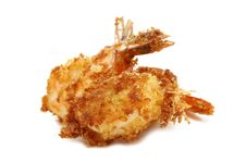 Free Crispy Fried Prawn Royalty Free Stock Images - 19905799