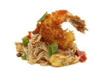 Free Fried Prawn Royalty Free Stock Photo - 19905805