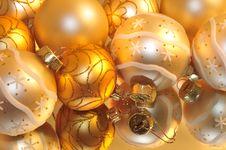Free Christmas Balls Stock Photos - 19905853