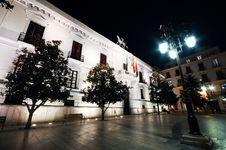 Free City Council Of Granada Royalty Free Stock Photos - 19906868