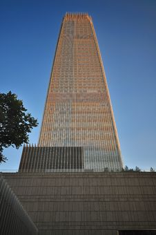 Free China Beijing Tallest  Skyscraper Stock Photos - 19907053
