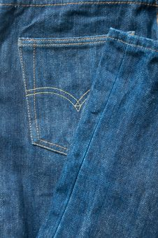 Free Jean Pocket Stock Photo - 19907660