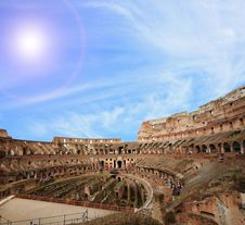 Free Colosseum Architecture Stock Photo - 19907800