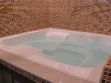 Free Bath From A Jacuzzi Royalty Free Stock Photo - 19908705