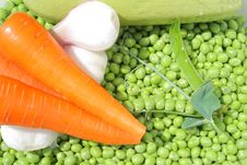 Free Vegetables Stock Photo - 19908800