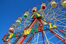 Free Ferris Wheel Stock Images - 19908884