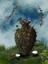 Free The Jardiniere Royalty Free Stock Image - 19914386