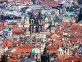 Free Prague: City View Stock Photo - 19915160