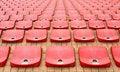 Free Stadium Seats Royalty Free Stock Image - 19915656