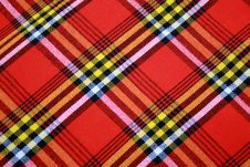 Free Masai Fabric Royalty Free Stock Photos - 19910158