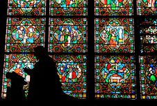 Free Stained Glass Stock Photos - 19910473