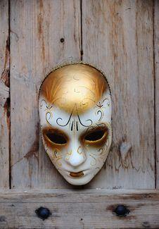 Free Carnival Of Venice S Mask Stock Photo - 19911360