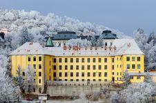 Mining School - Banska Stiavnica, Slovakia Stock Photography