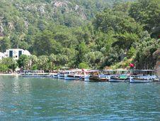 Free Aegean Sea Landscape In Turkey Stock Images - 19912824
