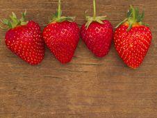 Free Strawberries Stock Photos - 19914073