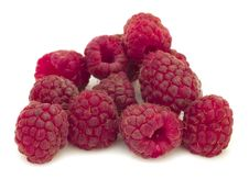 Free Raspberries Royalty Free Stock Image - 19914096