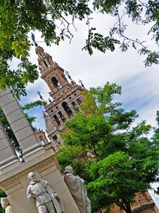 Free Time Out In Central Seville Stock Photos - 19914133