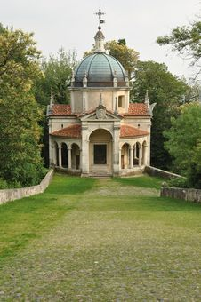 Free Chaple Photographed In Varese Stock Photography - 19914802