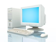 Free Computer Close-up Stock Photography - 19914992