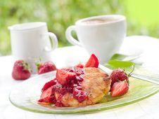 Free Pancakes Stock Photo - 19915250