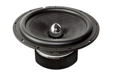 Free Powerful Woofer Stock Image - 19919451