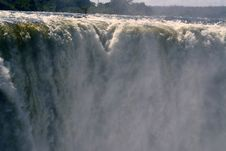 Free Victoria Falls Royalty Free Stock Images - 19919549