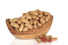 Free Peanuts Stock Photography - 19919592