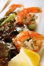 Free Shrimp Salad 4 Stock Photo - 19927660