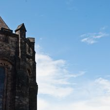 Free Edimburgh Castle, Scottish War Memorial Stock Images - 19920084