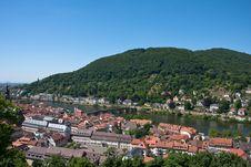 Free Heidelberg, Germany Royalty Free Stock Photography - 19920517