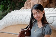 Free Beautiful Smile Girl Stock Photos - 19920903