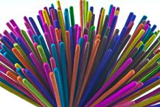 Free Incense Multicolored Royalty Free Stock Photos - 19922028