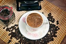 Free Coffee Composition Stock Photography - 19922112