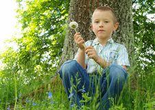 Free Boy Outdoor Stock Image - 19923641